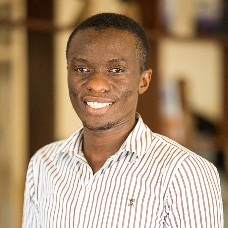 Allen Ngaiza - Head of Technical Support